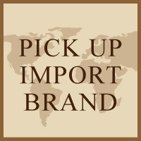 PICK UP IMPORT BRAND